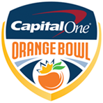 Capital One Orange Bowl Logo
